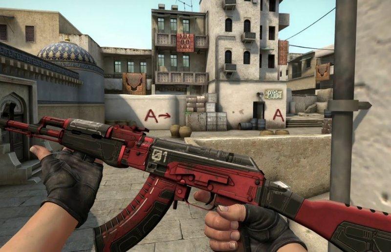 AK-47 Orbit