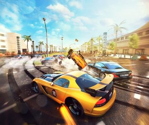 Asphalt 8 mi? Real Racing 3 mü?