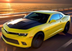Camaro mu? Mustang mi?