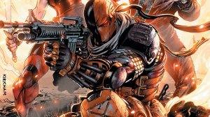 Deadpool mu? Deathstroke mu?