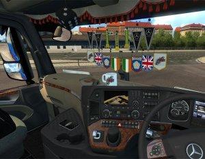 ETS 2 Cabin Accessories mi? Scania Tuning Mod mu?