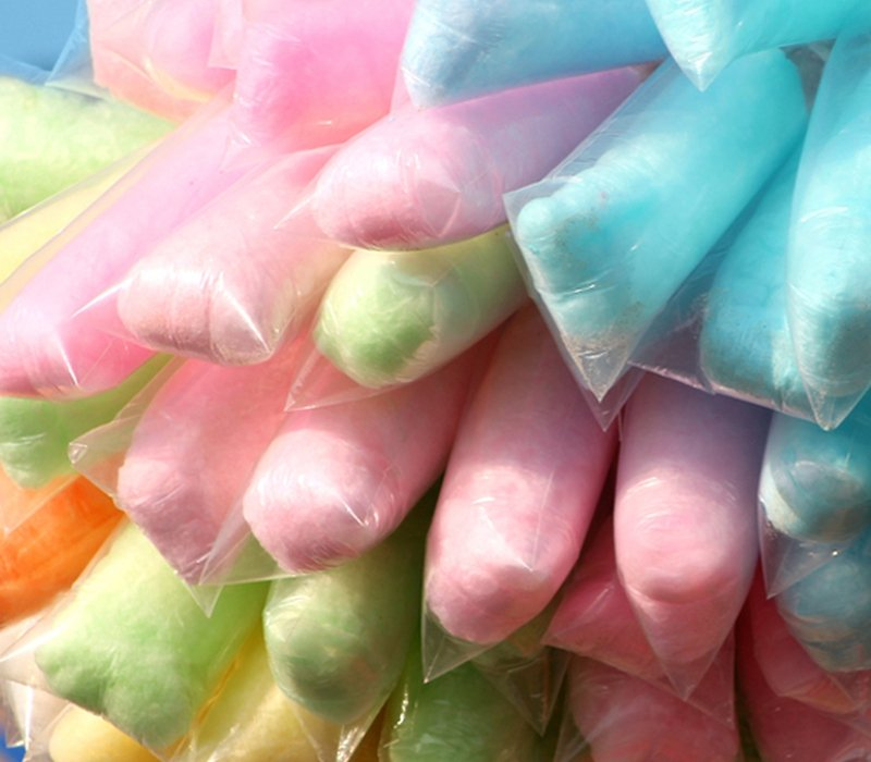 Pamuk şekeri