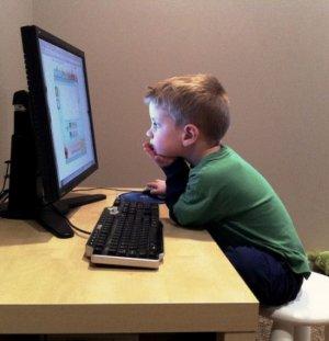 Bilgisayar kullanmaya başladığında kaç yaşındaydın?