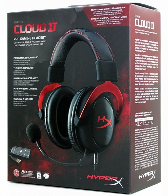 HyperX Cloud 2