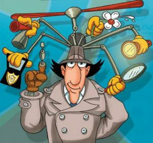Hangi çizgi film Müfettiş Gadget mı? Pembe Panter mi?