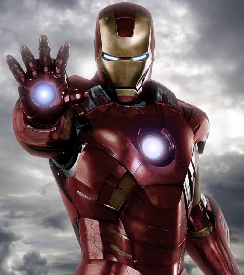 責任感の強いヒーローアイアンマン