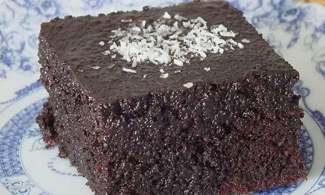 Islak kek