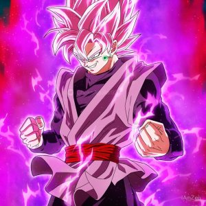 Black Goku mu? Son Goku mu?