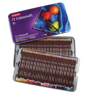 Prisma Color Premier mi? Derwent Colour Soft mu?