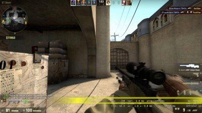 Yüksek ping 300 FPS