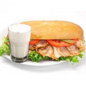 Sen tavuk döneri ekmek'de mi daha çok seversin? Dürüm'de mi?