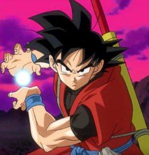 Xeno Goku mu? Capsule Corp Goku mu?