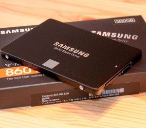 Samsung 860 EVO mu? Kingston SSDNow UV400 mü?