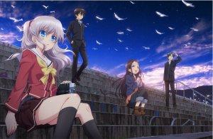 Sizce hangi anime daha iyi? Charlotte'mi? Angel Beats'mı?