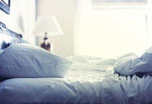 Siz sabah kalkınca yatağınızı nasıl bırakıyorsunuz