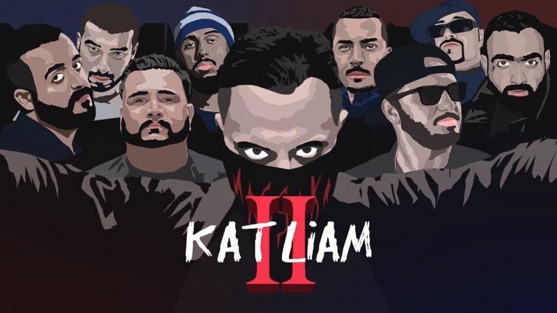 KATLİAM 2 'deki en iyi Rap'çi sizce hangisi?