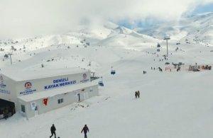 Uludağ kayak merkezi mi? Denizli kayak merkezi mi?