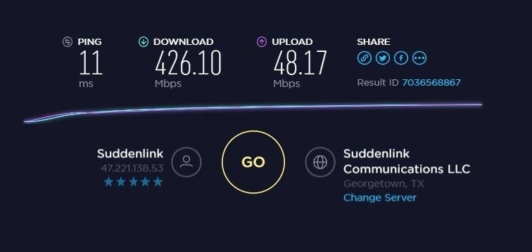 İyi bir internet