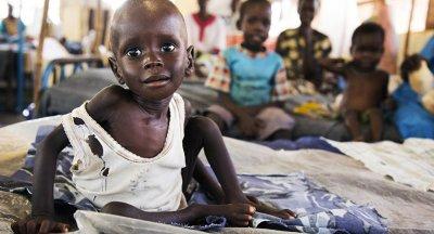 Afrika'da Açlık Son Bulacak