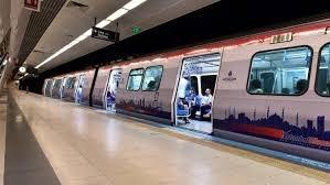 Metro Kullanıyorum Kardeşim Hızlı Gidiyor