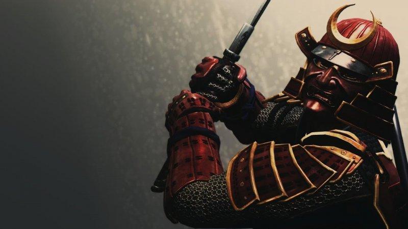 12.Yüzyıl Japonya'sının toprak savaşlarında bir Samuray