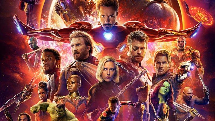 Avengers: İnfinity War