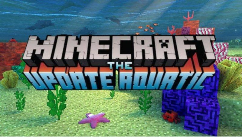 Minecraft Su Güncellemesi