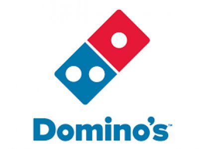 1.Domino's Pizza