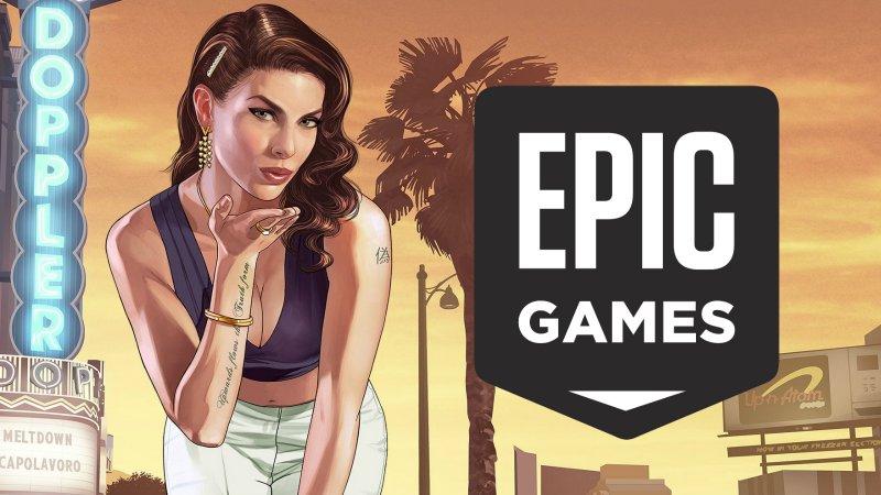 GTA 5 Epic Games de Kısa Bir Süreliğine Bedava Oldu! Peki Sen GTA 5 i aldınmı?