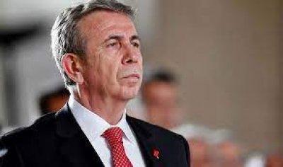 Mansur Yavaş ( ABB Belediye Başkanı )