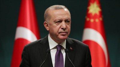 Recep Tayyip Erdoğan ( Cumhurbaşkanı )